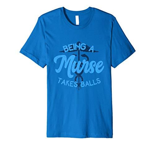 (Herren Herren Herren Funny Stecker Pflege Student Nurse Geschenkidee t-shirtare Y)