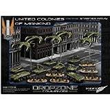 Dropzone Commander Core UCM Starter Army Box PLASTIC by Hawk Wargames