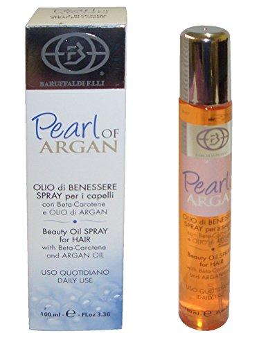 Pearl of Argan - Huile d'Argan pour Cheveux 100 ml Spray