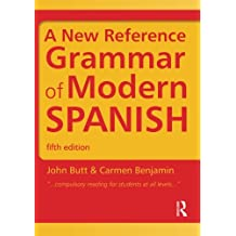 A New Reference Grammar of Modern Spanish (HRG)