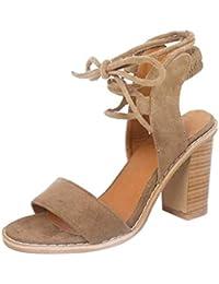 Suchergebnis auf für: Sandalen mit Perlen Braun