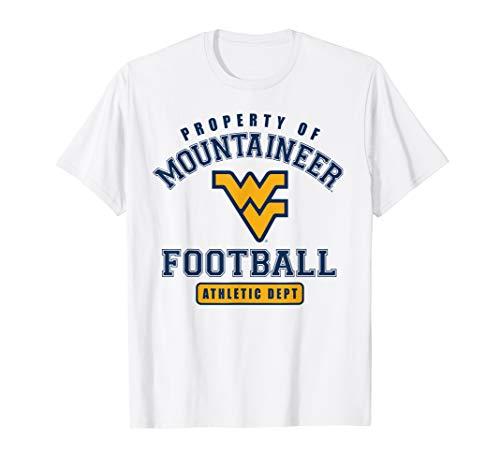 West Virginia University Mountaineers Football T-Shirt -