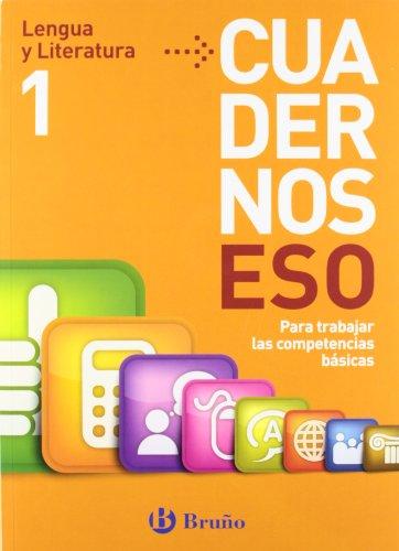 Cuadernos ESO Lengua y Literatura 1 (Castellano - Material Complementario - Cuadernos Eso) - 9788421664834