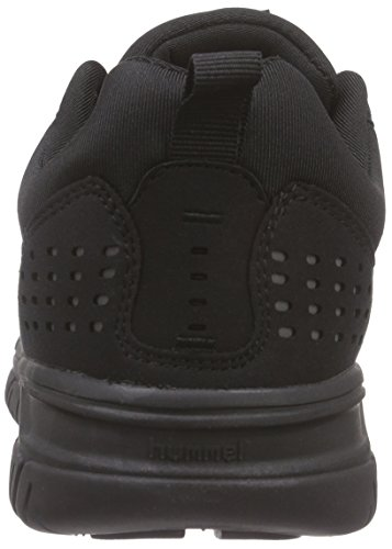 Hummel CROSSLITE DOT 4, Chaussures Multisport Indoor mixte adulte Schwarz (Black 2001)