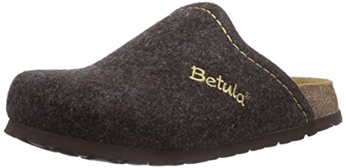 Betula House Unisex-Erwachsene Clogs Braun (Dark Brown)
