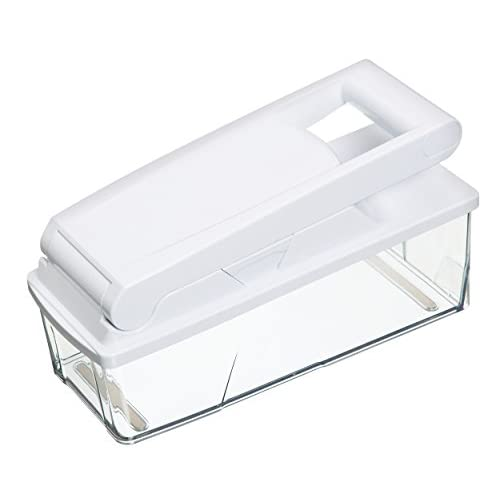 41bTzm7mORL. SS500  - KitchenCraft 2-in-1 Food Chopper and Storage Box Set