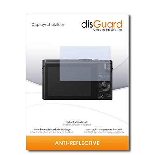 2 x disGuard® Protector de pantalla Panasonic Lumix DMC-LX15 Protectores de pantalla...