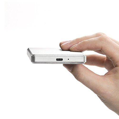 U32 Shadow Externe SSD-Festplatte, 4 TB, USB-C (3.1 Gen 2)