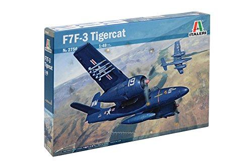 Italeri 2756 - 1:48 F7F-3 Tigercat, Fahrzeuge