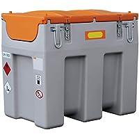 Disset Odiseo PSG5200 Kraftstoffbehälter für Diesel, ohne Pumpe, 600 l, 116 mm x 80 mm x 102 mm