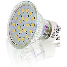 LED spot lampadina GU10MR163W–equivalente a 35W alogena–280lumen,