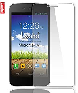 Lebho Tempered Glass for Micromax Canvas A1