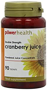 Power Health Cranberry Juice Concentrate 90 Tablets