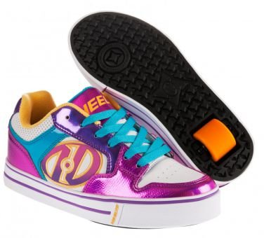 Heelys MOTION 2015 white/fuschia/multi 36,5