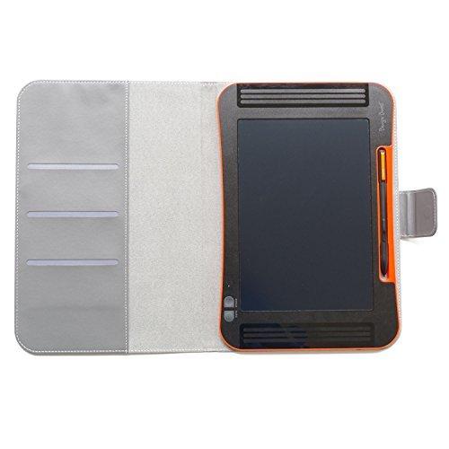 PU Leder Portfolio Tasche für Boogie Board Sync 9,7LCD Writing Tablet