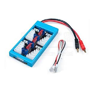 JMT EC3 Connectors / PL6 PL8 Paraboard Parallel Charge Balance Board for RC Hobby 2-6s Battery AKKU