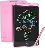 HOMESTEC Tableta Escritura LCD Color, Pizarra Digital para apuntar recordatorios Escribir o Dibujar (8,5 Pulga