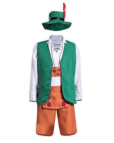 Imagen de disfraz pareja halloween medieval hombres mujer disfraces de carnaval cosplay hombre s