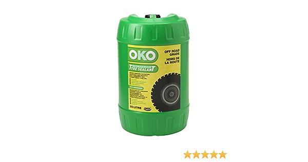 25 Liter Reifendichtmittel Oko Pannensicher Reifenversiegelungsmittel Baumarkt