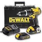Combi Drill 18V 2 X 1.5AH