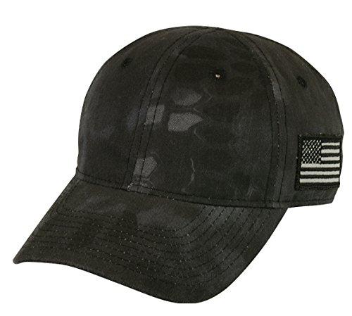 Kryptek U.S. Flagge Gap Baseball Cap - Kryptek Typhon
