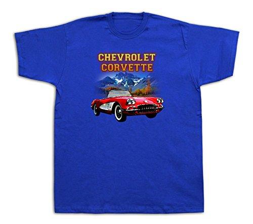 mens-tee-shirts-t-shirt-print-1960-chevrolet-corvette-classic-red-vintage-car