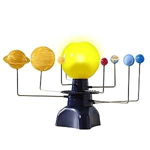 Learning Resources Matériel d'Apprentissage GeoSafari système Solaire motorisé