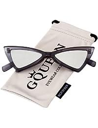 GQUEEN présente les lunettes Vintage au style des yeux de chat, les lunettes  offrent une d2b75a0dcfd8