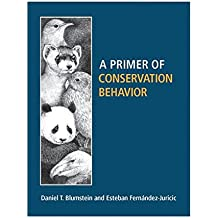 A Primer of Conservation Behavior
