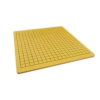 Quantum Abacus Xiangqi & Go Spielbrett - hochwertiges Spielfeld für Go (19x19) und chinesisches Schach aus 3kg schwerem Holz, nur Spielbrett, Keine Spielsteine, 57cm x 54cm x 1,2cm, Mod. CL-012