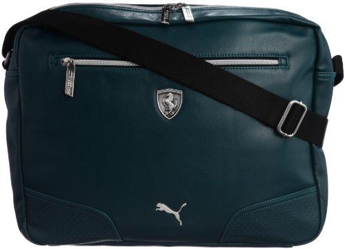 Puma Ferrari Ls portatile borsa a tracolla unisex, blu
