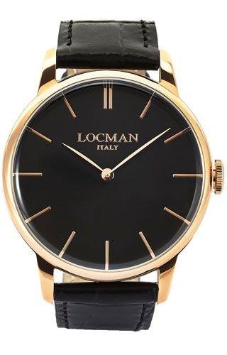 Reloj Locman 0251V09RGBKRGPK Negro Acero Hombre