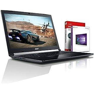Acer Ultra i7 SSD Gaming (17,3 Zoll Full-HD) Notebook (Intel Core i7 8550U mit 4 GHz, 8GB DDR4, 512GB SSD, NVIDIA Geforce MX 150 GDDR5, DVDR/RW, HDMI, Windows 10, MS Office) #6037