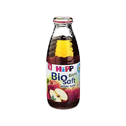 HIPP Bio Saft 100{5694c4ffaf4b84b060860c2829f019e11bd76391288231fbe065b7d48ac53c9e} milder Apfel 0.5 l Saft