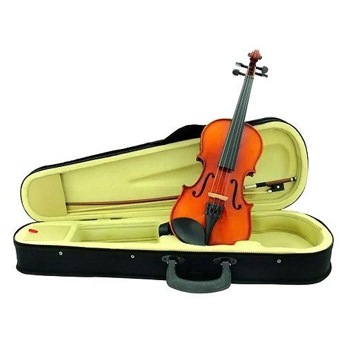 Dimavery 26400300 Violine (2/4) mit Bogen, Koffer