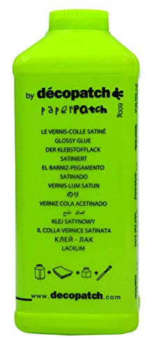 Décopatch - PP600AO - Vernis Colle - Paperpatch - 600 G