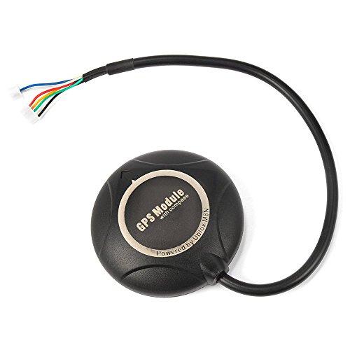 XCSOURCE GPS Ublox NEO-M8N avec Boussole GPS Intégré pour contrôleur de Vol APM RC234