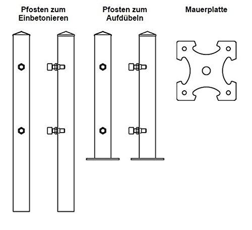 Doppelflügeltor Oxford 300 cm, Schmiedetor, Gartentor, Toreinfahrt, Gartenzaun