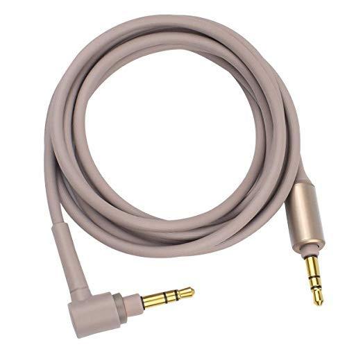 Rallonge de câble Audio auxiliaire Compatible avec Sony MDR-XB950BT MDR-1000X WH-1000XM2 WH-1000xm3...
