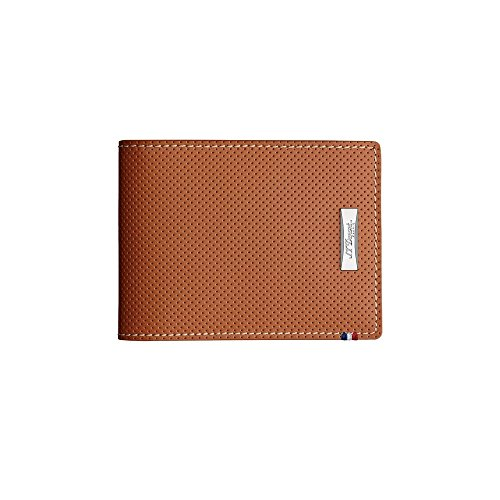 st-dupont-perforated-leather-billfold-for-6-credit-cards-in-camel
