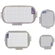 Sew Tech 4 Hoop Set for Brother & Babylock SA440, SA446, SA447, SA448