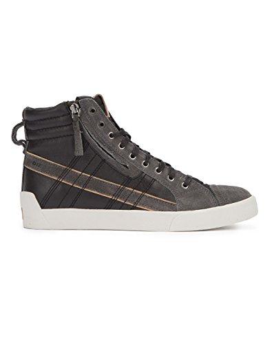 DIESEL - - Uomo - Sneakers Montante D-String Plus Noire pour homme -