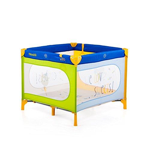 Preisvergleich Produktbild Chipolino CHIPKOIV01501BP Laufstall Vito, blau
