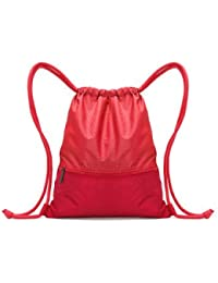 Generic Travel Drawstring Storage Bag Light Weight Swimming Backpack-Small-Parent