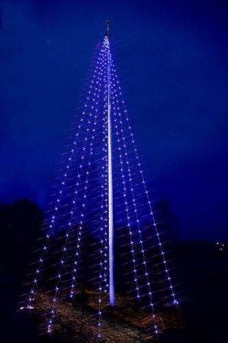 """Best Season LED-Ersatzlichterkette für""""Flagpole Lightchain"""" 488-11"""