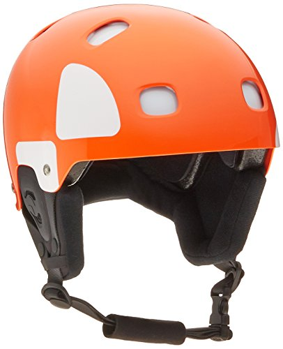 POC, Casco da sci Receptor Backcountry Mips, Arancione (Iron Orange), M (55-56 cm)