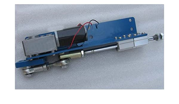 Automatic Reciprocating Linear Actuator Motor Driver Cycle
