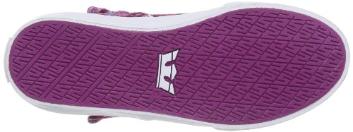 Supra WOMENS SOCIETY II SW34114 Damen Sneaker Pink (ORCHID FLOWER - WHITE ORC)