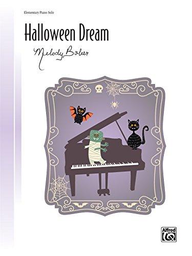 Halloween Dream: Sheet (Alfred Signature)