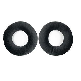Velvet universal Ear Cushion 100mm x 100mm Pads for AKG K240 k241 k242 Denon D2000 D5000 D7000 K270 K271 K272 K271MK II K272MK II Beyerdynamic dt880 dt990 dt770 DT440 DT790 DT797 DT860 T5P T70 T90 HS200 HS400 HS800 MMX300 RSX700